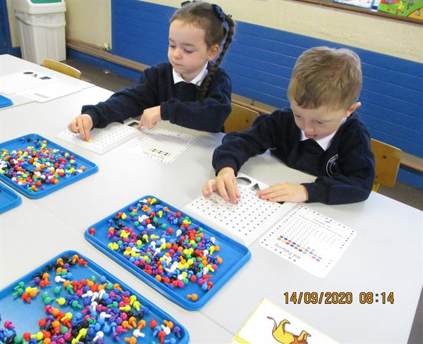 September in Junior Infants