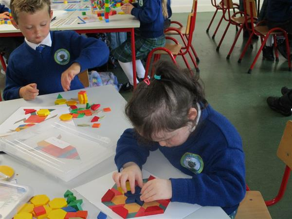 September in Senior Infants
