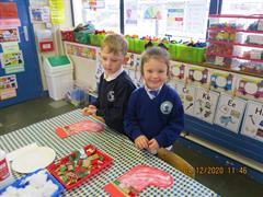 December in Junior Infants